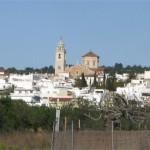 Fachada de iglesia (Sant Jordi)
